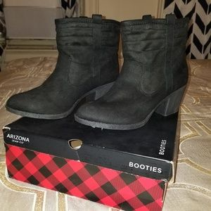 3552f01f0462 jcpenney Ankle Boots   Booties for Women